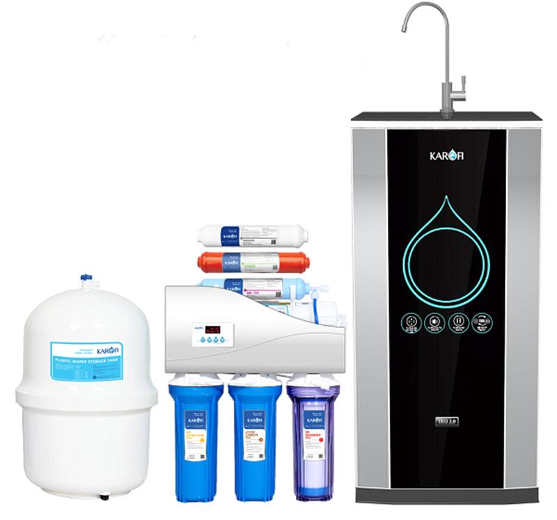 10 lơi ích tốt nhất của máy lọc nước nóng lạnh trực tiếp