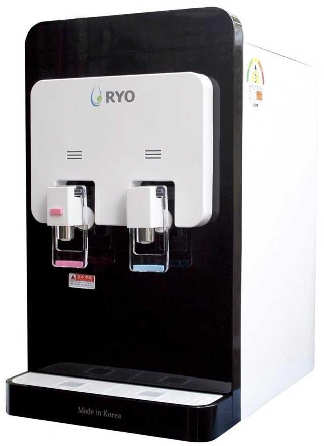 Máy lọc nước nóng lạnh 2 vòi công nghệ UF Compact RP100H